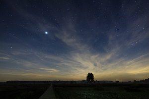 Landschap-met-sterrenhemel_met_naamsvermelding_Johan_van_der_Wielen.